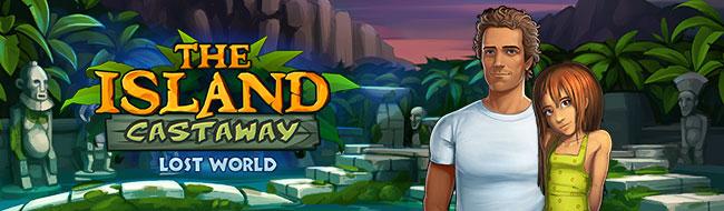 The Island Castaway Lost World Deutsch