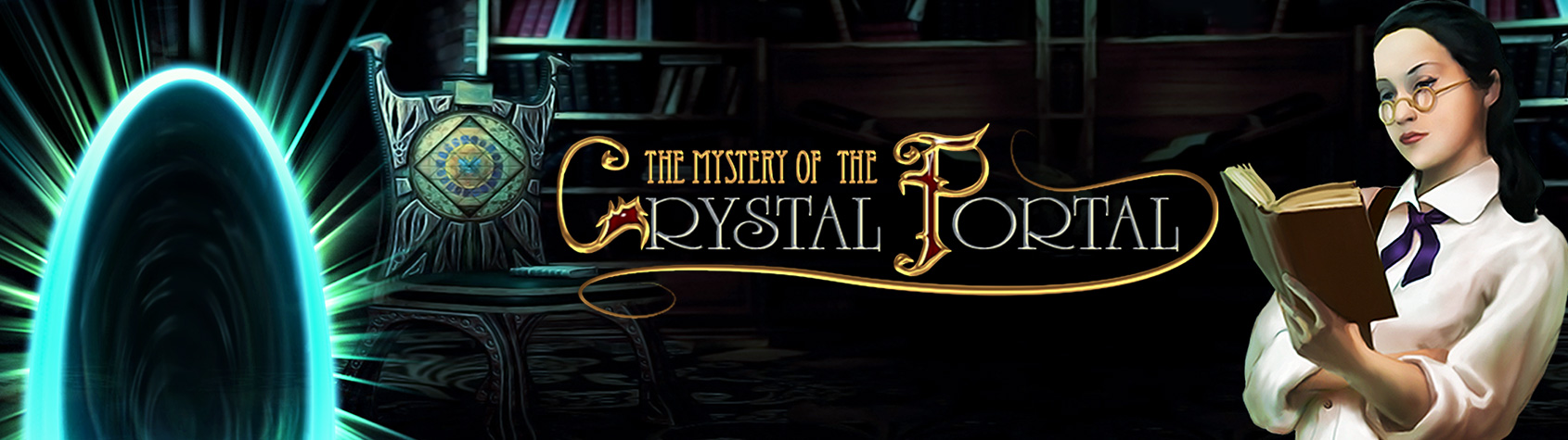 The Mystery of the Crystal Portal HD