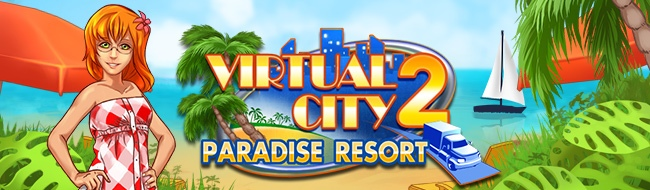 Virtual City® 2: Paradise Resort