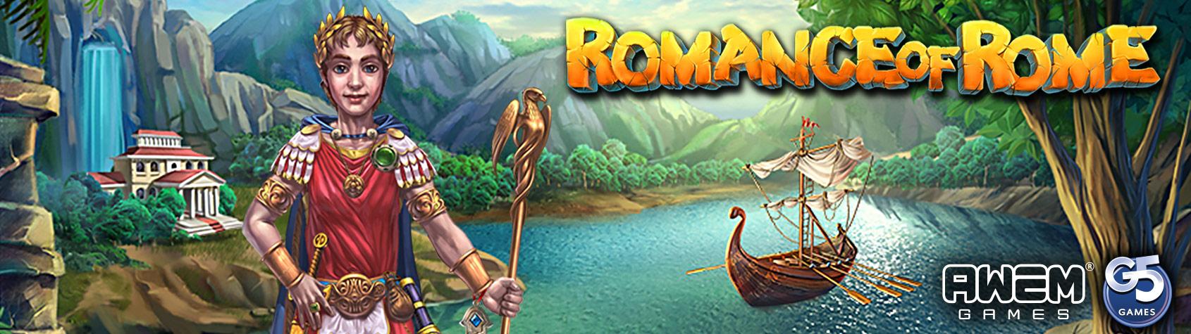 Romance of Rome HD