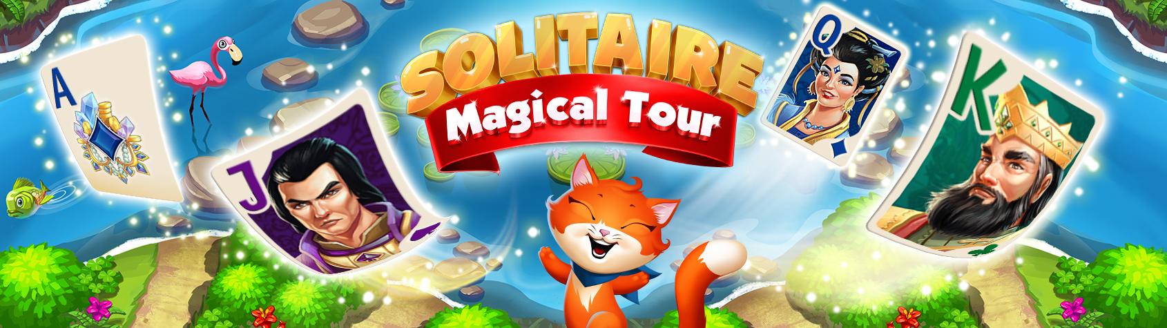 Solitaire Magical Tour