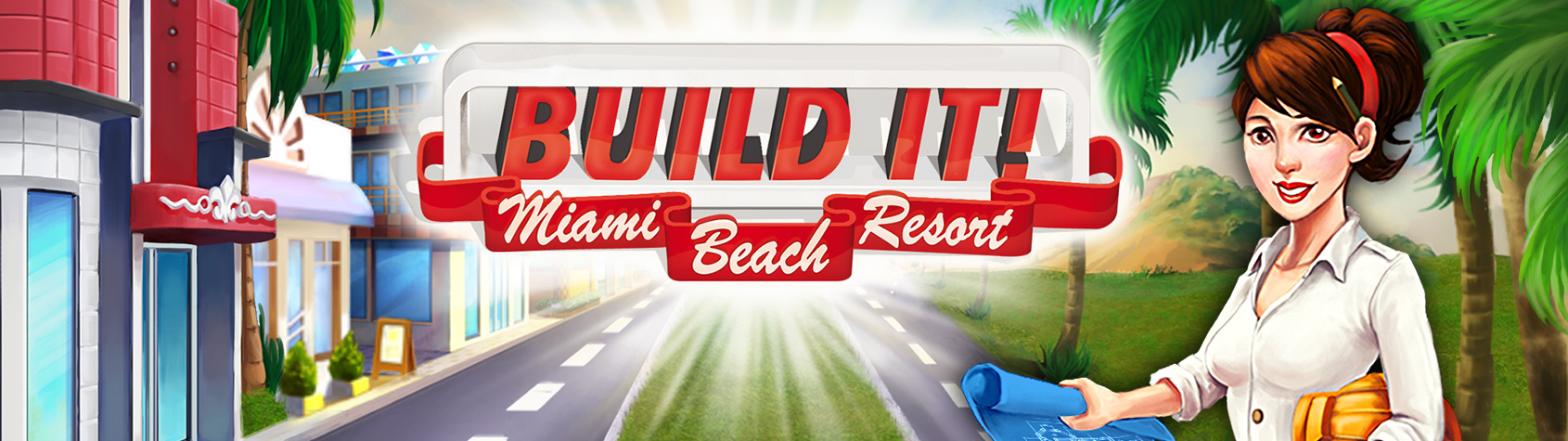 Build It! Miami Beach Resort HD