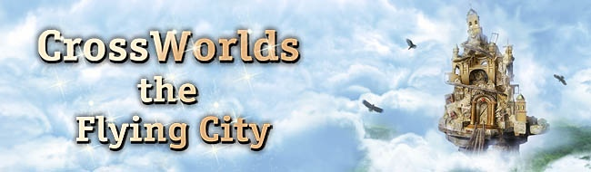 CrossWorlds: the Flying City HD