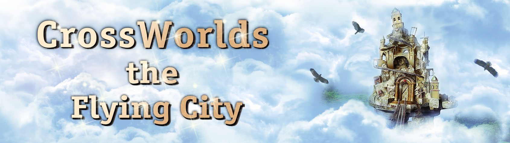 CrossWorlds: the Flying City HD