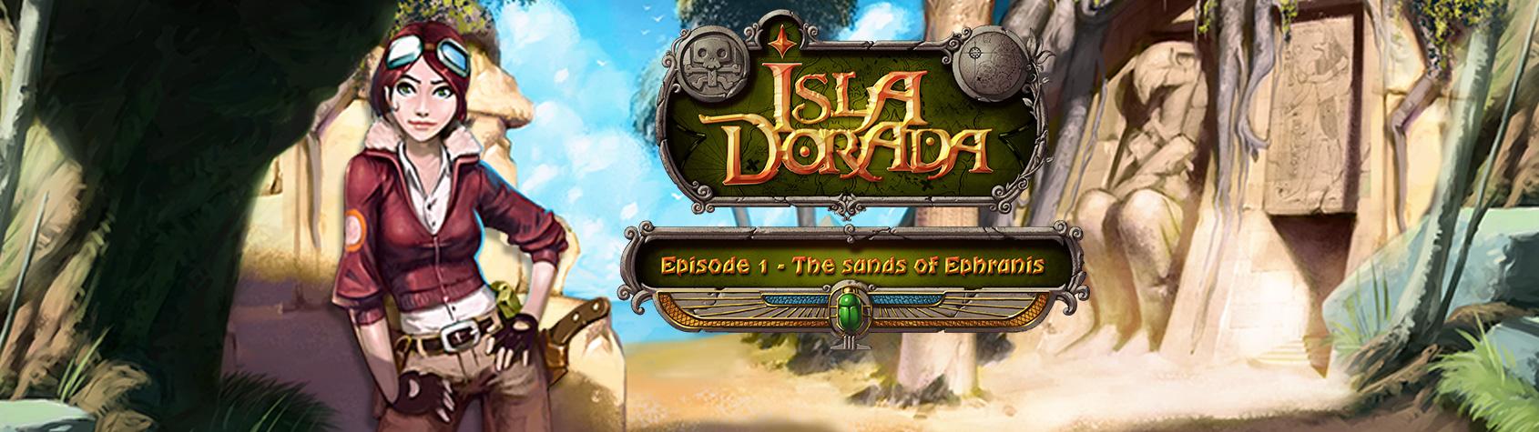 Isla Dorada - Episode 1: The Sands of Ephranis