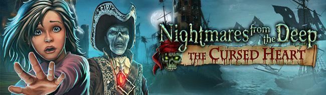 Nightmares from the Deep®: The Cursed Heart HD