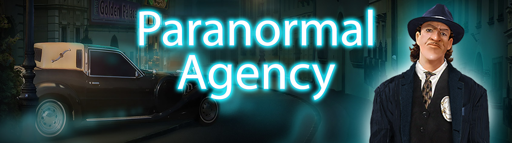 Paranormal Agency® HD