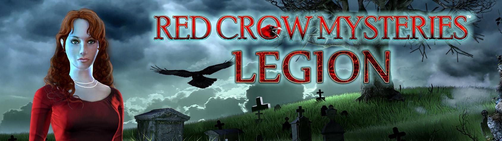 Red Crow Mysteries: Legion HD