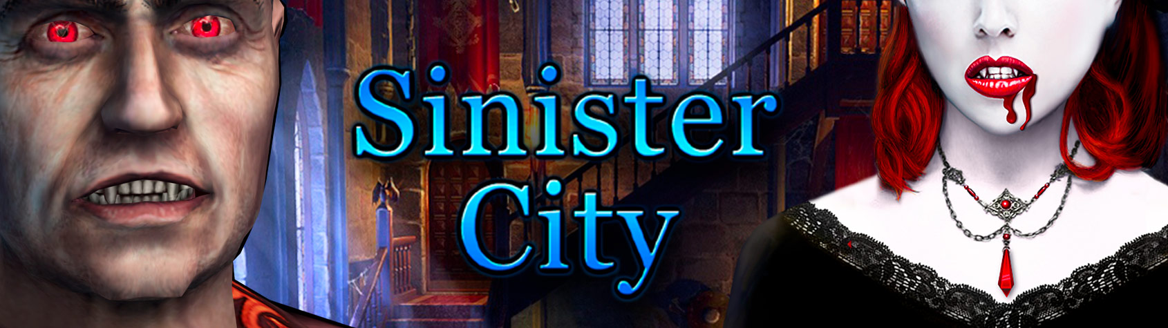 Sinister City: Vampire Adventure HD