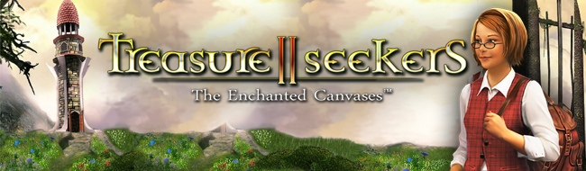 Treasure Seekers 2: The Enchanted CanvasesHD