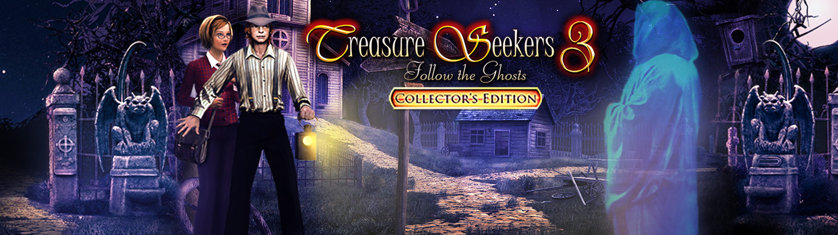 Treasure Seekers 3: Follow the Ghosts