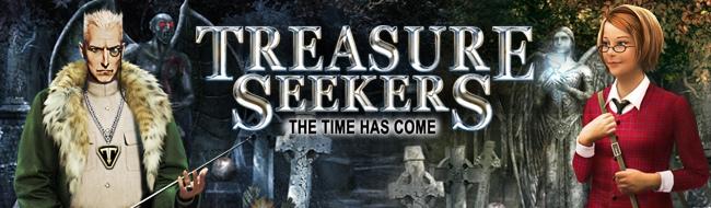 Treasure Seekers 4: The Time Has Come HD