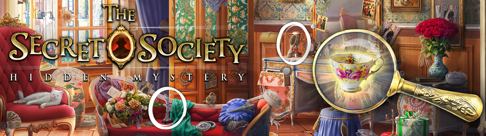 secret society game how to play