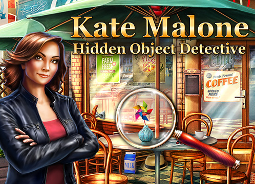 Kate Malone: Hidden Object Detective