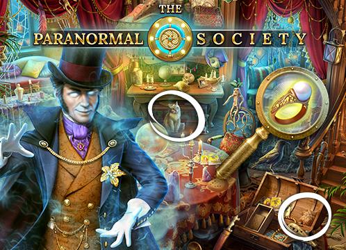 The Paranormal Society™: Hidden Adventure