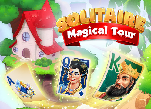 Solitaire Magical Tour