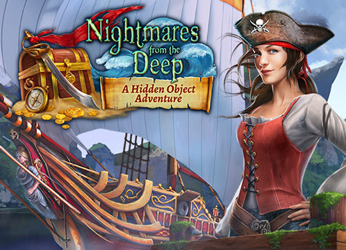 Nightmares from the Deep®: A Hidden Object Adventure