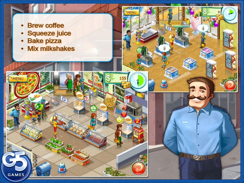 Supermarket Mania® 2 HD
