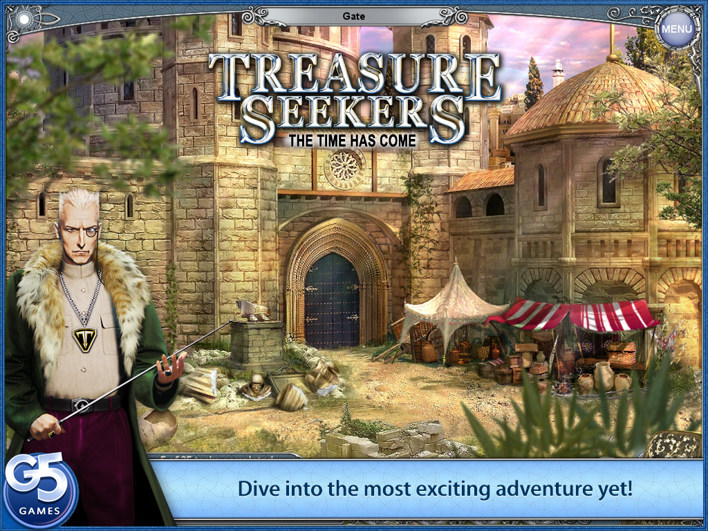 Treasure Seekers 4: The Time Has Come HD