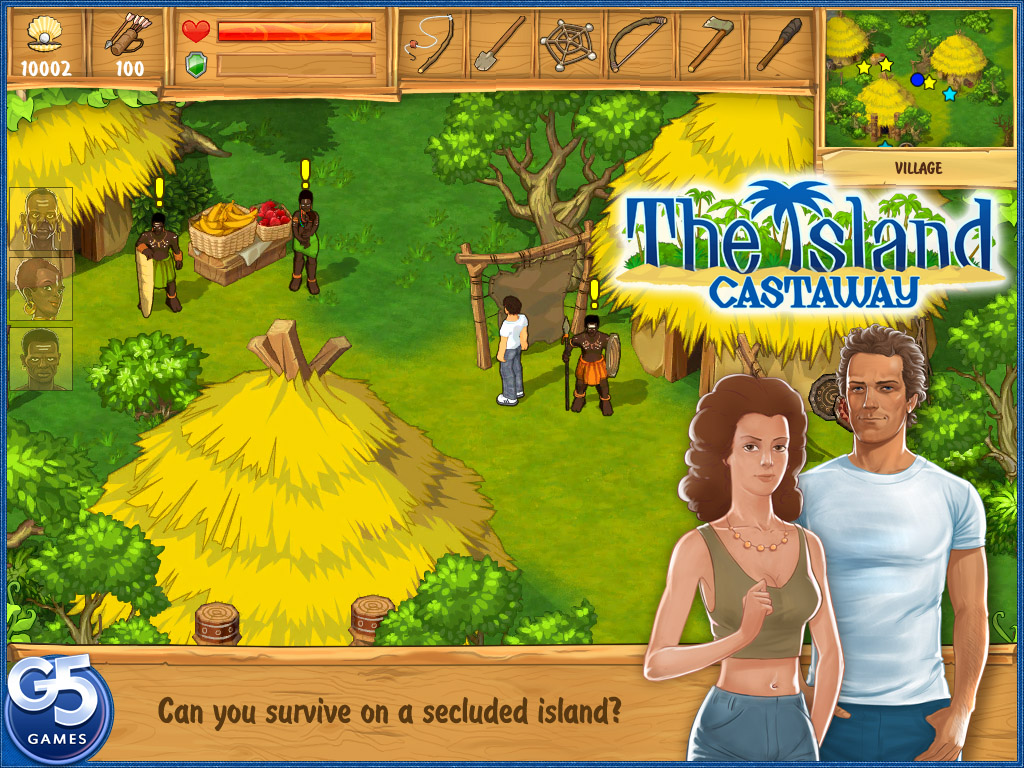 the island castaway 2 pour ipad