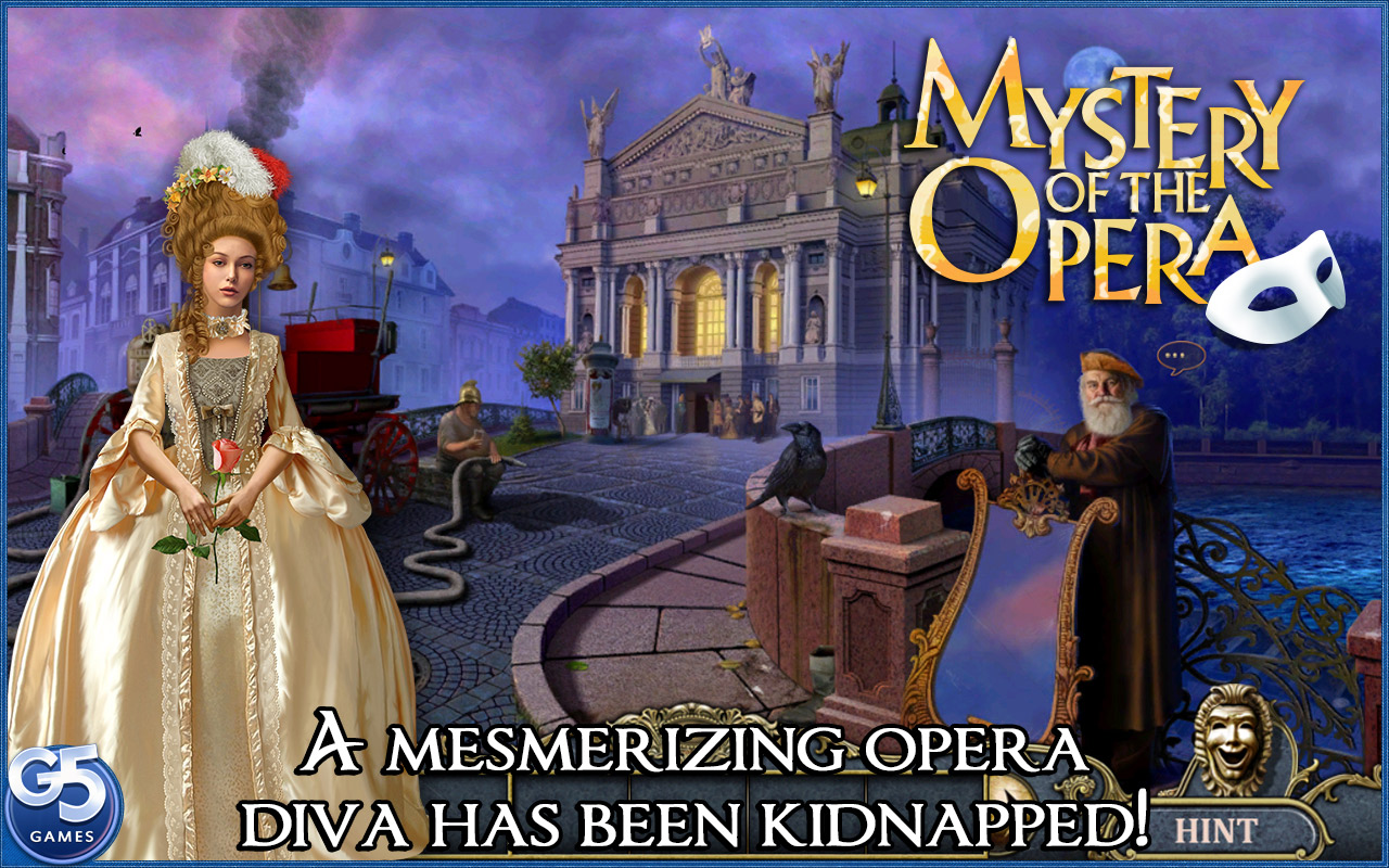 Mystery of the Opera®