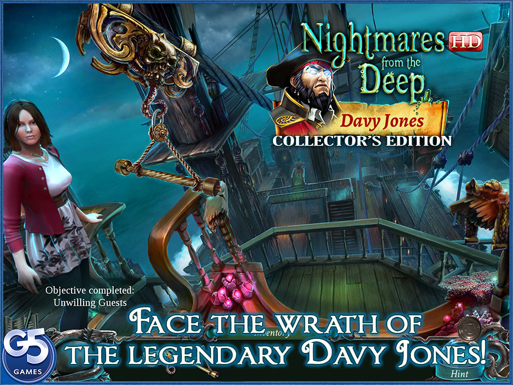 Nightmares from the Deep®: Davy Jones, Collector's Edition