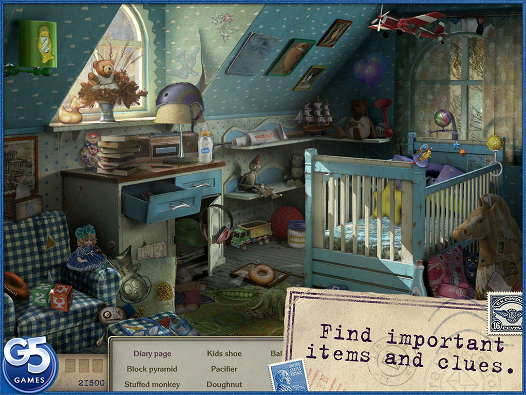 Letters From Nowhere® 2 HD