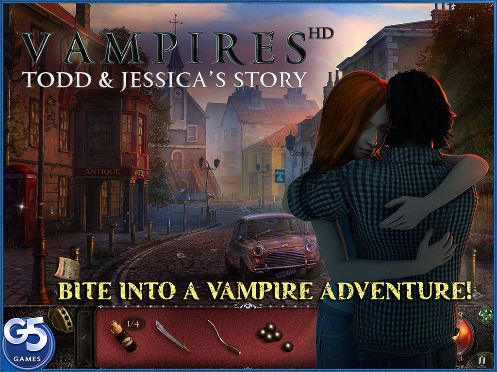 Vampires: Todd and Jessica's Story HD