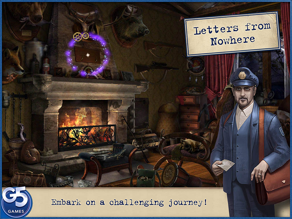 Letters from Nowhere® HD