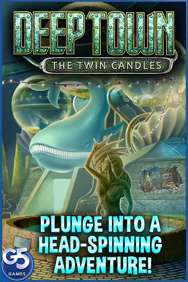 Deep Town: The Twin Candles