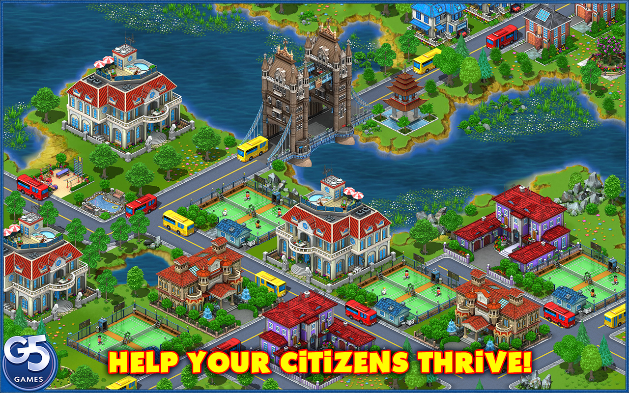 Virtual City Playground®: Building Tycoon