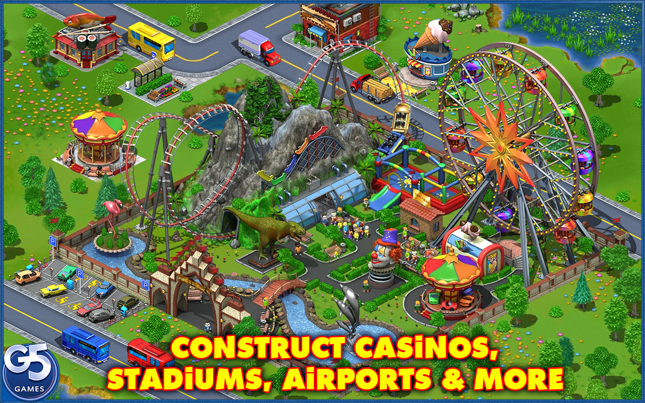 Virtual City Playground®: Building Tycoon HD