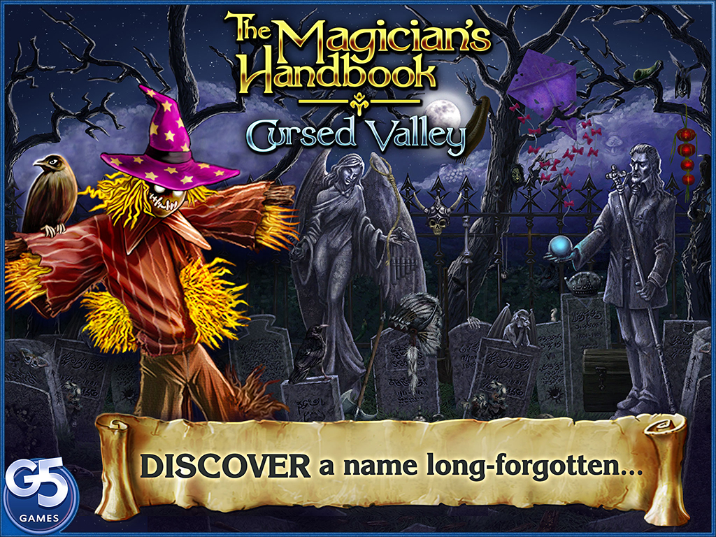 The Magician's Handbook: Cursed Valley HD