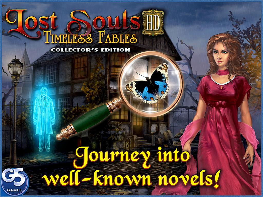 Lost Souls: Timeless Fables, Collector's Edition HD