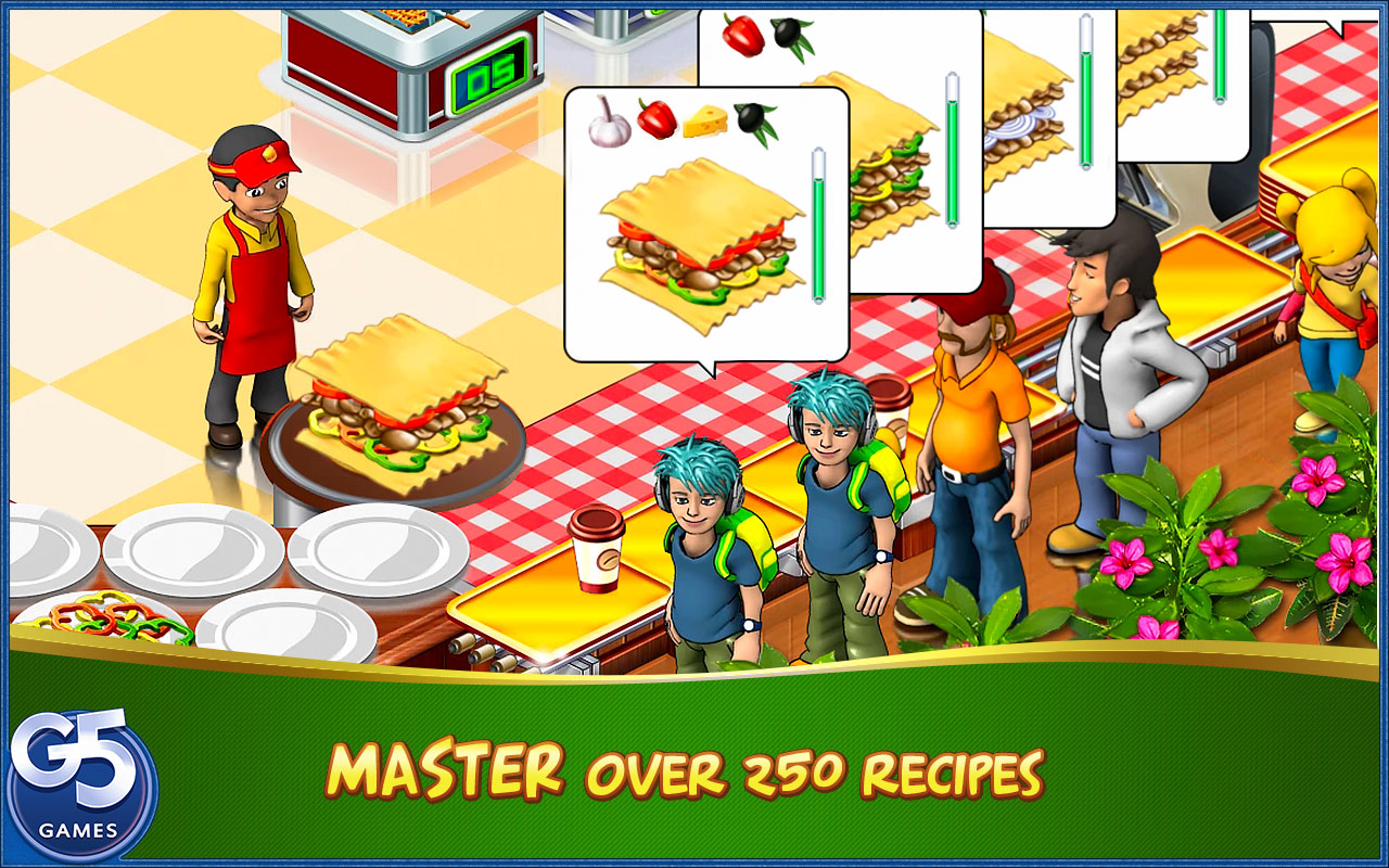 Stand O'Food® City: Virtual Frenzy