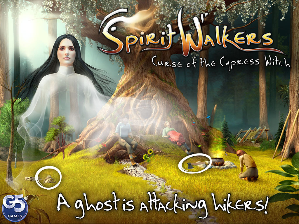 Spirit Walkers: Curse of the Cypress Witch