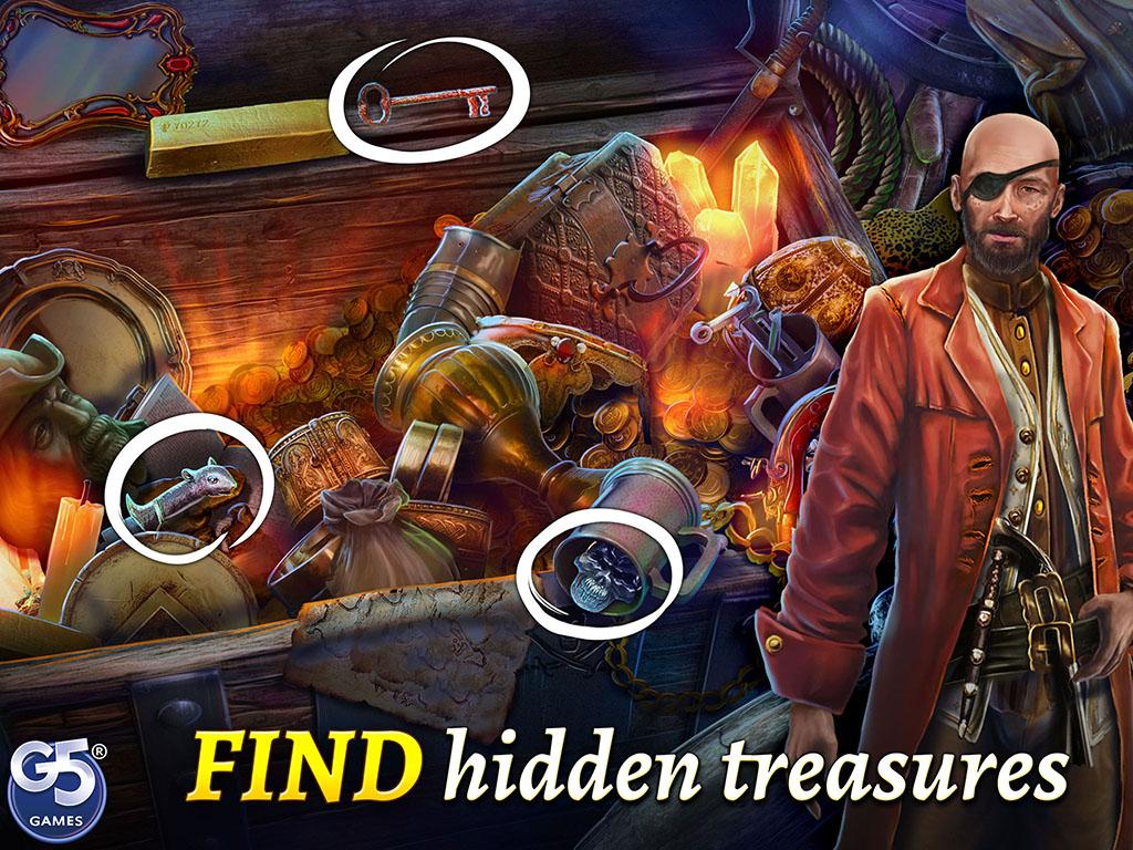 Nightmares from the Deep®: Hidden Object Adventure