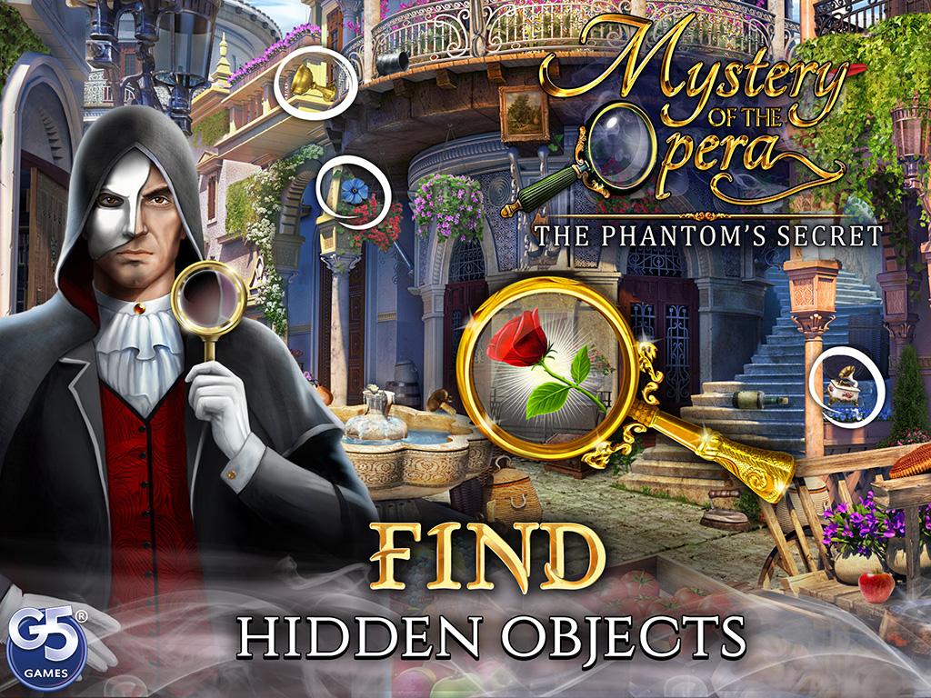 Mystery of the Opera®: The Phantom's Secret