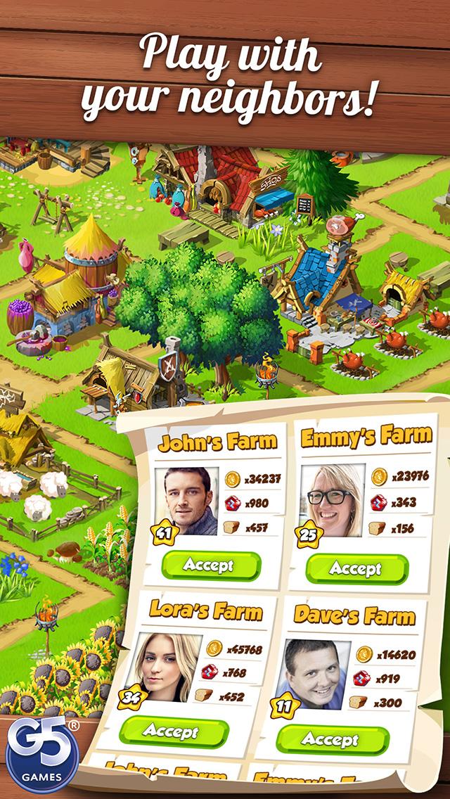 Farm Clan®: Farm Life Adventure