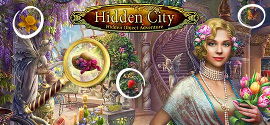 Hidden City®: Hidden Object Adventure
