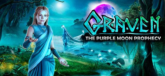 Graven: The Purple Moon Prophecy