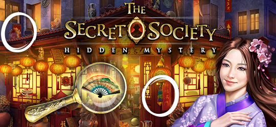The Secret Society® - Hidden Mystery