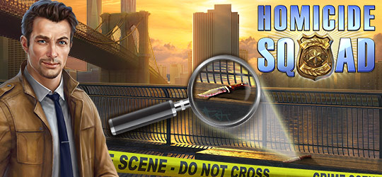 Homicide Squad: Hidden Crimes