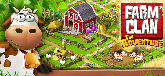 Farm Clan®: Farm Life Adventure