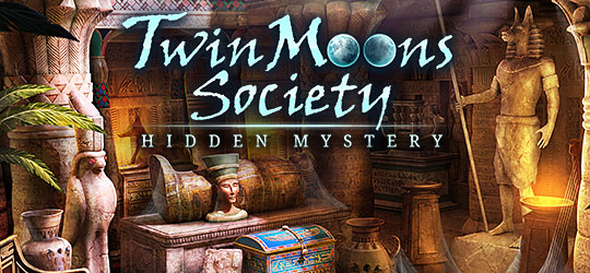 Twin Moons Society™: Hidden Mystery